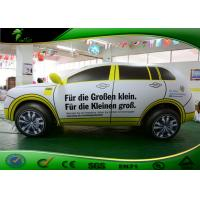 Custom Logo Car Shaped Inflatable Model / Inflatable Car Replica For Promotion