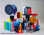 injected plastic products