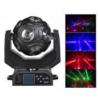 300w disco night club rgbw led moving head football light 4in1 rgbw dj light effects 12*20w