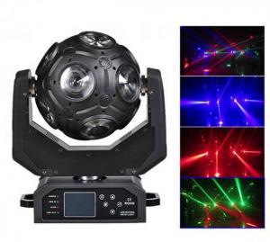 China 300w disco night club rgbw led moving head football light 4in1 rgbw dj light effects 12*20w on sale