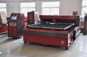 China Professional  Brass Laser Cutting Machine , High Power Laser Cutter Equipment on sale