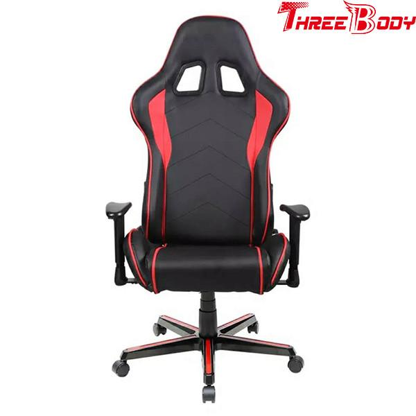 Cool High Back Computer Seat Gaming Chair Pu Leather Height Bralicious Painted Fabric Chair Ideas Braliciousco