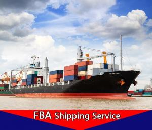 China Quick FBA Amazon Sea Freight Shipping Services From China To Usa RN01 RN04 on sale