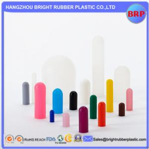 China Round Color Silicone Caps on sale