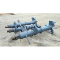 riple-Axis Auger 550mmwith Mix Paddles  for Smw (soil mix wall)