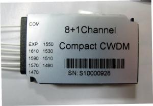 Quality Opticla fiber Compact CWDM Module for Metro Access / CWDM System for sale