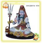 Resin Hindu God