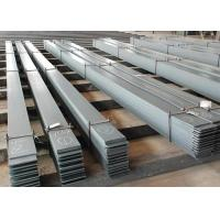 ASTM Standard 316L Stainless Steel Flat Bar JIS GB For Transmission Tower
