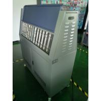 Stainless Steel UV Lamp Testing Equipment 315 - 400nm Wavelength Easy Operated