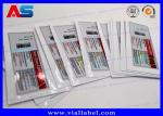 Holographic 10ml Pharmacy Injection Steroid Bottle Labels