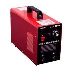 China ZX7-160M 155*295*375mm DC Energy-saving Portable Dynamic Manual ARC MMA Welding Machine on sale