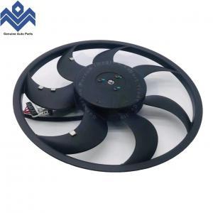 New OEM Left Side Cooling Fan Assembly For Volkswagen Touareg /& Audi Q7