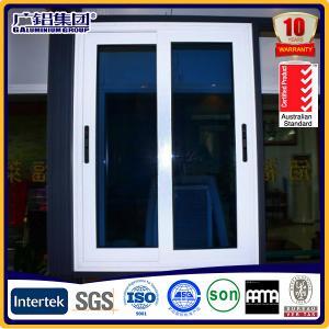 China profile aluminium for sliding glass door and windows on sale