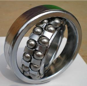 China Automobile Single Row 2307 self aligning thrust bearing For Engineering Machinery on sale