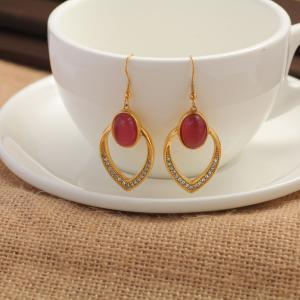 China Wholesale Fashion Stainless Steel Earrings for Women on sale