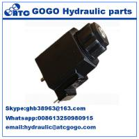 Yuken Hydraulic control parts switch solenoid AC wet valve screw thread 12v dc MFZ9-20YC