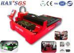 Powerful and Speedy 1000W Fiber Laser Cutting Machine From Hans GS Laser