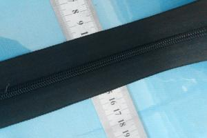 China 4cm,5cm,6cm 7cm Customized Nylon Metal Special Zipper With Wider Tape on sale