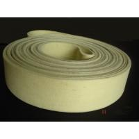 Heat Resistance Seamless Nomex Belt Needle Punched Sublimation Conveyor Belt