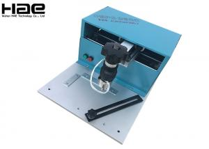 China Automatic Numbering Dot Peen Marking Machine Electric Drive For Aluminum Plate on sale
