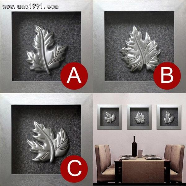Wood Carving Leaf 3d Wall Art For Sale Shadow Box Manufacturer