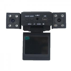 China VCAN0797 2.0 inch Colorful car dvr with two cameras on sale