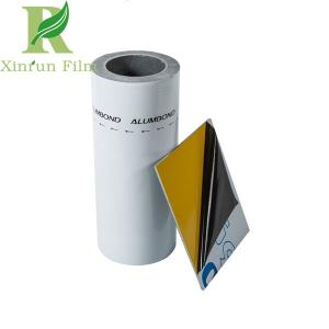 China 0.03-0.2mm With No Residue PE Protective Film For Aluminum Panel on sale