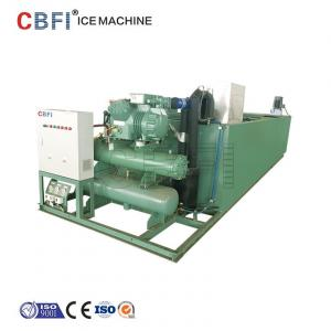 Ice block Making Machine R22 / R404a Refrigerant for sale