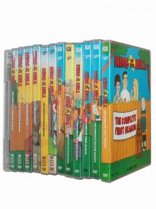 China Wholesale King of the Hill Season 1-13  TV DVD boxset,free shipping,accept PP,Cheaper on sale