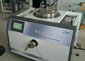 China High temperature vacuum atmosphere tube furnace microwave heating system on sale