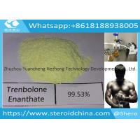 Trenbolone Enanthate Steroid Raw Powder Parabolan 10161-33-8 For Muscle Gain