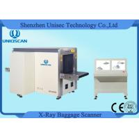 65*50cm X Ray Baggage Scanner Machine Dual View X-ray Baggage Inspection System