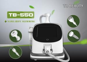 China HIFU Slimming Beauty Equipment For Arm Weight Loss , Cavitation Body Slimming Machine on sale