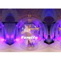 0.8mm PVC TPU 2M Diameter Inflatable Dancing Ball