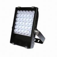 40W LED floodlight with Edison 1W/LED