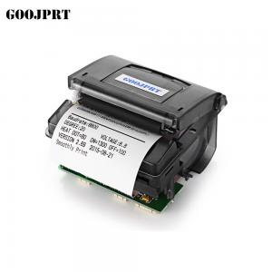 China Compact Size Panel Mount Printer RS232 TTL Interface Type Printing Mechanism on sale