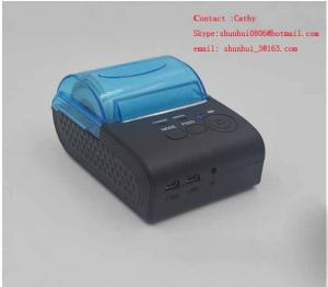 China POS5803 58MM Mobile Bluetooth Thermal Receipt Printer with SDK for android,IOS phone on sale