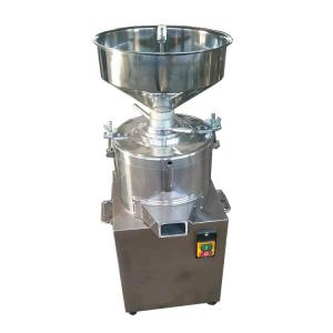 China small home use stone butter grinder/sesame tahini peanut paste making machine on sale