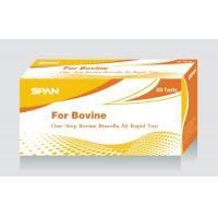 One-Step Bovine Brucella Ab Rapid Test - Cassette/Uncut Sheet