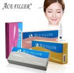 2019 New ACEFILLER Hyaluronic Acid Dermal Filler Derm Line Injectable HA Gel 1ml For Lips