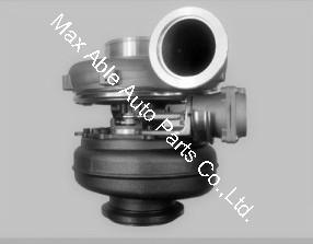 China GTA4502V 758160-0006 758160-0007 23534774/23534775 turbocharger for DETROIT DIESEL S60 on sale
