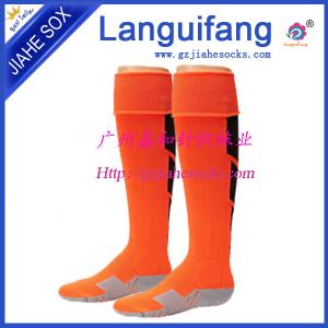China Guanzhou Factory lady's football socks For Women  Printed Soccer Uniforms socks on sale