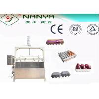 Semi-automatic Pulp Moulding Machinery Making  Egg-tray / Fruit-tray / 400pcs/h