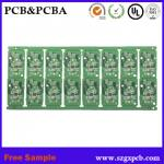 High-quality PCB CE/RoHS Certified PCB Panel, Manufacturer, PCB Assembly in Shenzhen free sample
