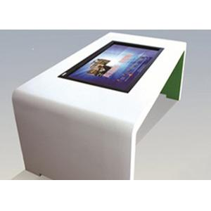 China Multi Touch Interactive Table Touch Screen Monitor Audio Chipset on sale