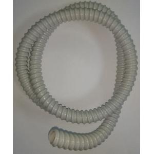 China Plastic Corrugated Flexible Tubing PVC Conduit Corrugated Pipe Custom on sale