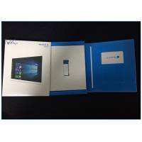 China Windows 10 Home 32/64 Bit Product Key Licence with USB Installation Media on sale