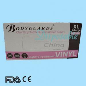 China Examination Latex gloves,Examination Vinyl gloves,Examination Nitrile gloves on sale