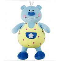 Baby Musical Talking Plush Toys Customized For Early Learning