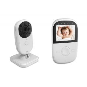 China Digital RF Wireless Baby Monitor Bidirectional Transmission 1/4 CMOS on sale